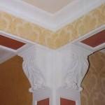 Realizzazione controsoffitti in cartongesso e stucchi in - Cornici decorative in gesso ...