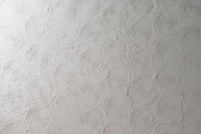 Tamponato bianco perlato for Pareti bianco perla