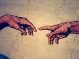 decorazione artistica mani