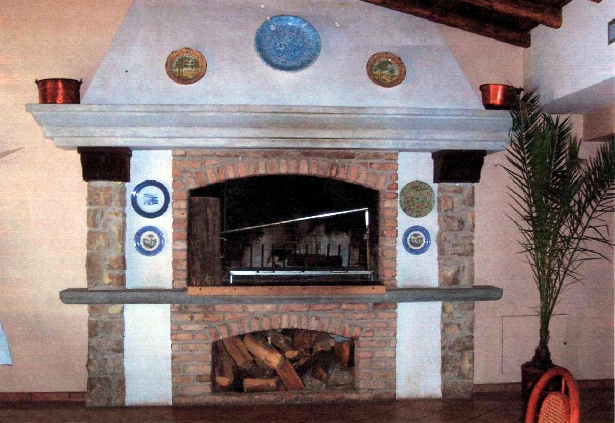 Forni e camini a roma forni a legna e camini artigianali - Camini da esterno ...