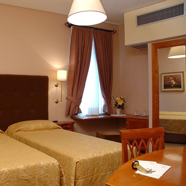 Roma Hotel La Fenice