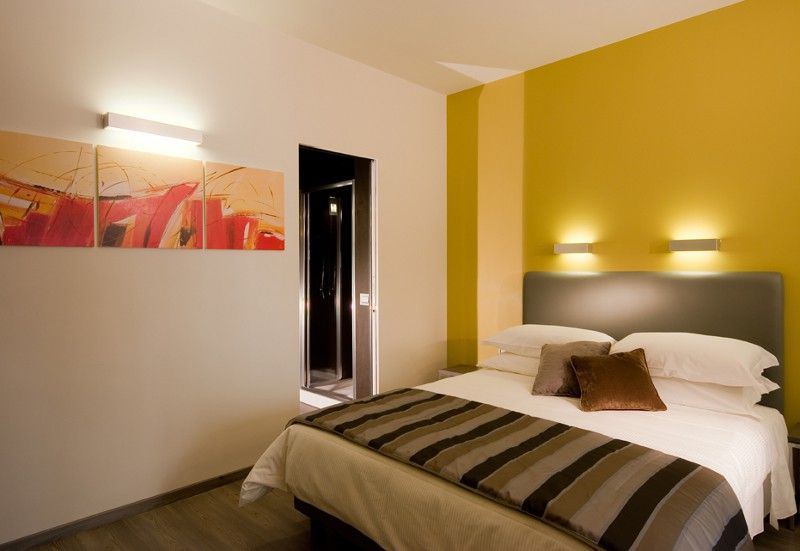 Hotel stylish room global edilizia for Stylish hotel rooms