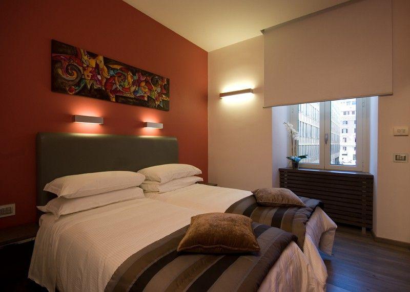 Hotel stylish room global edilizia for Stylish hotel