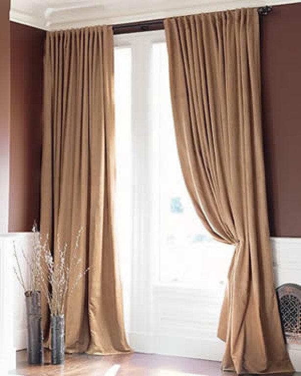 Tende a roma produzione e vendita di tende da sole e da interni - Tende sala moderna ...